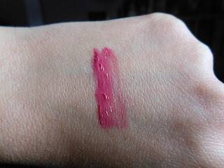 Lise Watier Haute Couleur High Coverage Lip Lacqeur in colour 343 Stylista
