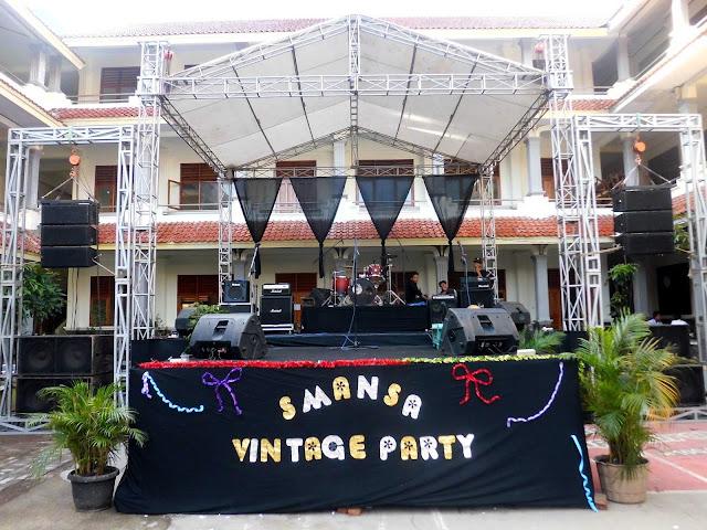 Reportase: Smansa Vintage Party, Serunya Pensi Awal Tahun di SMAN 1