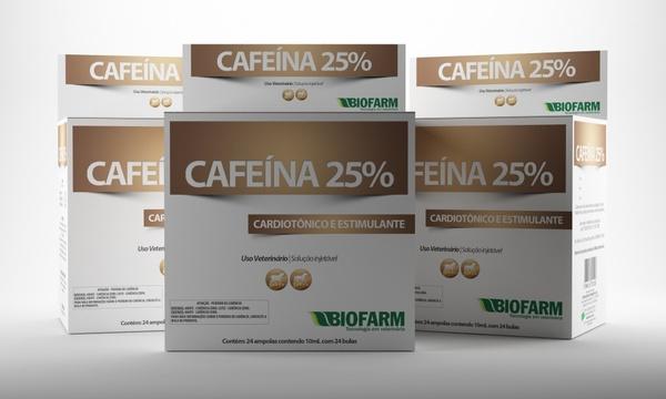 CAFEÍNA 25