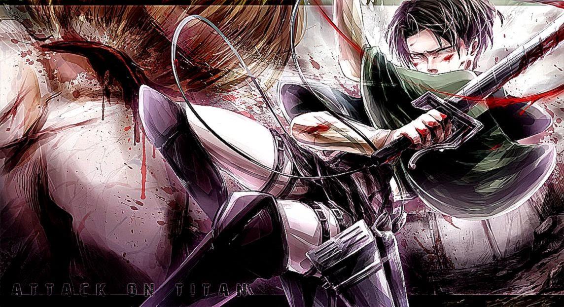 Levi Attack On Titan Hd Wallpaper