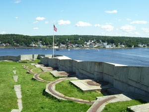 Boothbay Ghost Tour