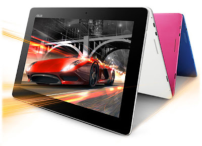 ASUS MeMo Pad Smart, Tablet Android Jelly Bean 10 Inci Prosesor Quad-Core Tegra 3