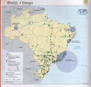 Mapa Brasilenergia (mapa brasil energia)