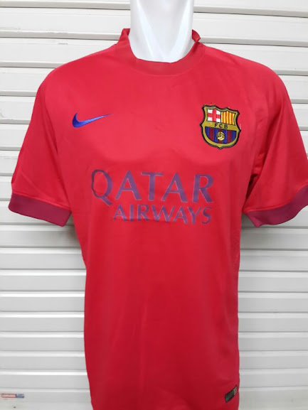 Jersey Barcelona Away 2014-2015