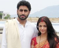 Abhishek and Aishwarya Honeymoon Photos