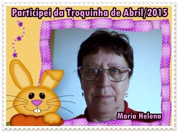 TROQUINHA DE ABRIL 2015