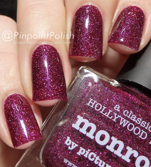 Picture polish Monroe, swatch
