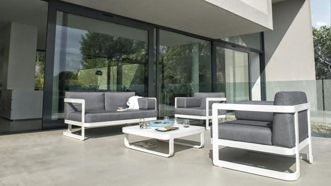 modern day garden furnishings 2014 Collection for garden and terrace