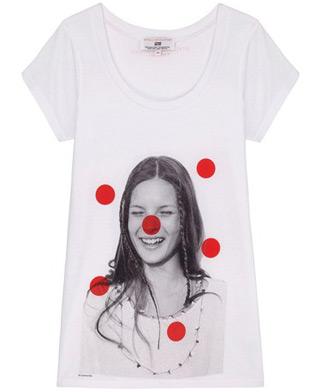 Stella McCartney camisetas solidarias Kate Moss