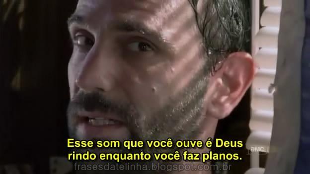 Frase de: The Walking Dead #3