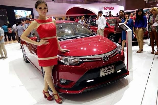 SPG Toyota New Vios TRD Sportivo IIMS 2014