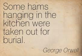 george orwells a hanging