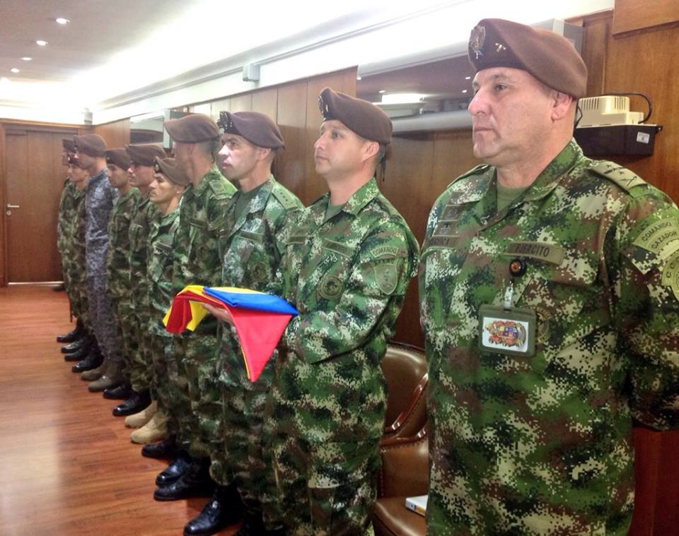 Un grupo de comandos del CCOE de las Fuerzas Militares de Colombia participará la próxima semana en el Annual Warrior Competition, una de las competencias de Fuerzas Especiales más importantes del mundo.