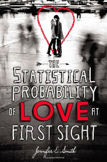 book cover of The Statistical Probability of Love at First Sight by Jennifer E. Smith