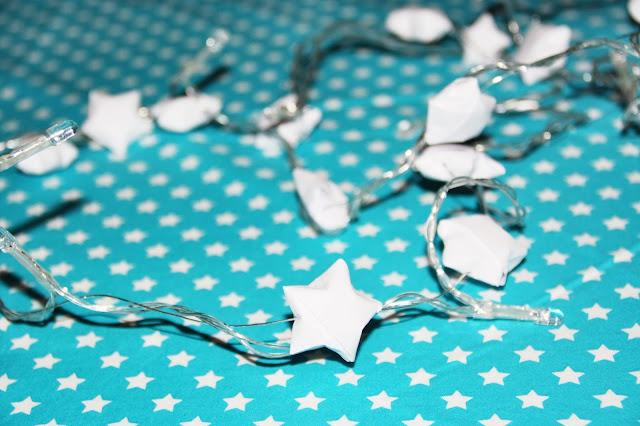 Origamisterne die lütten und meer
