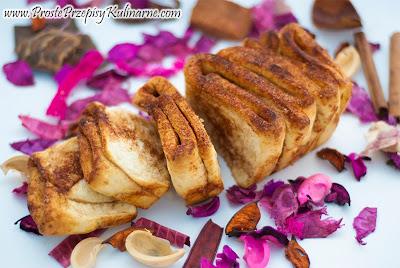 Chleb cynamonowy