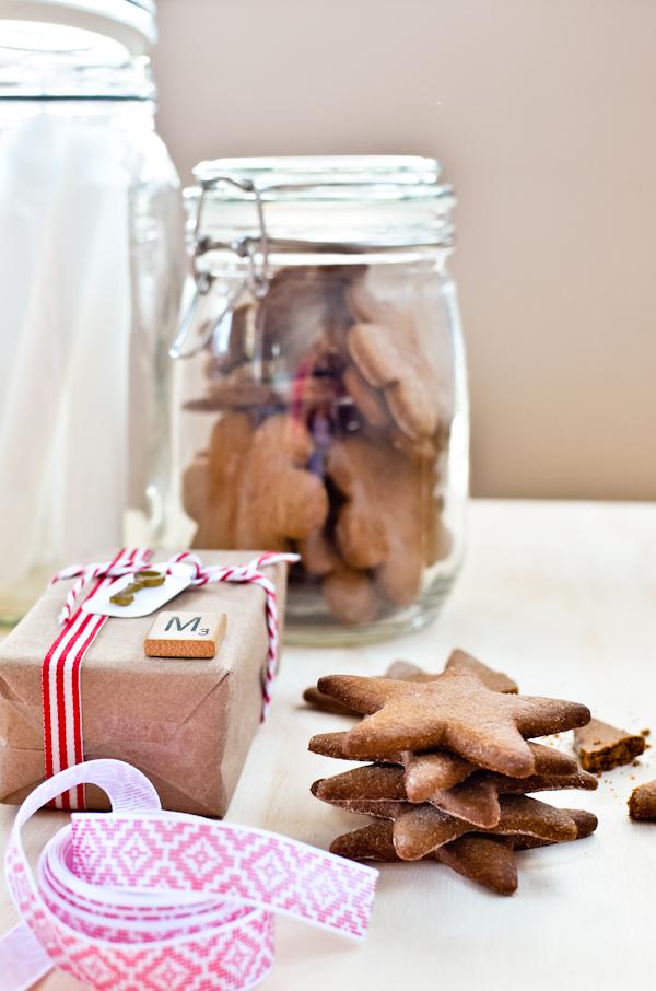 Scandi Home Rye Gingerbread Cookies