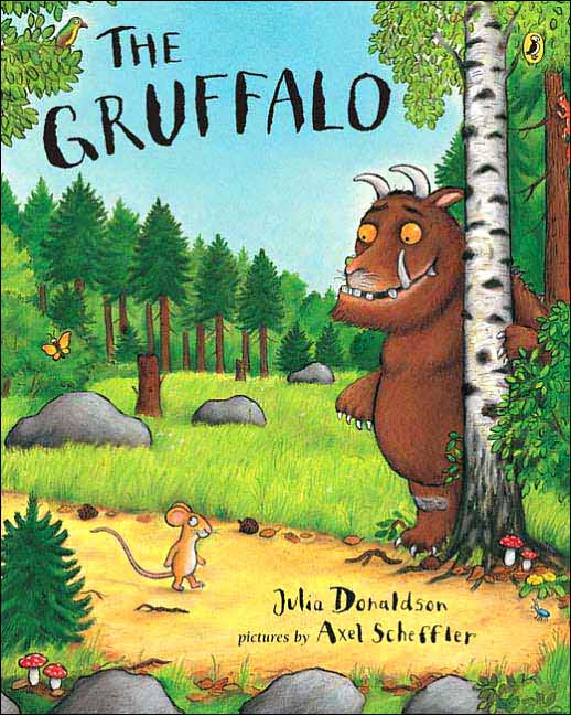 Children S Book Covers Without Titles : Great children s books day the gruffalo