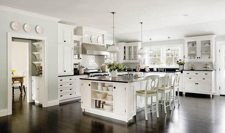 Custom White Kitchens white kitchens taking over -