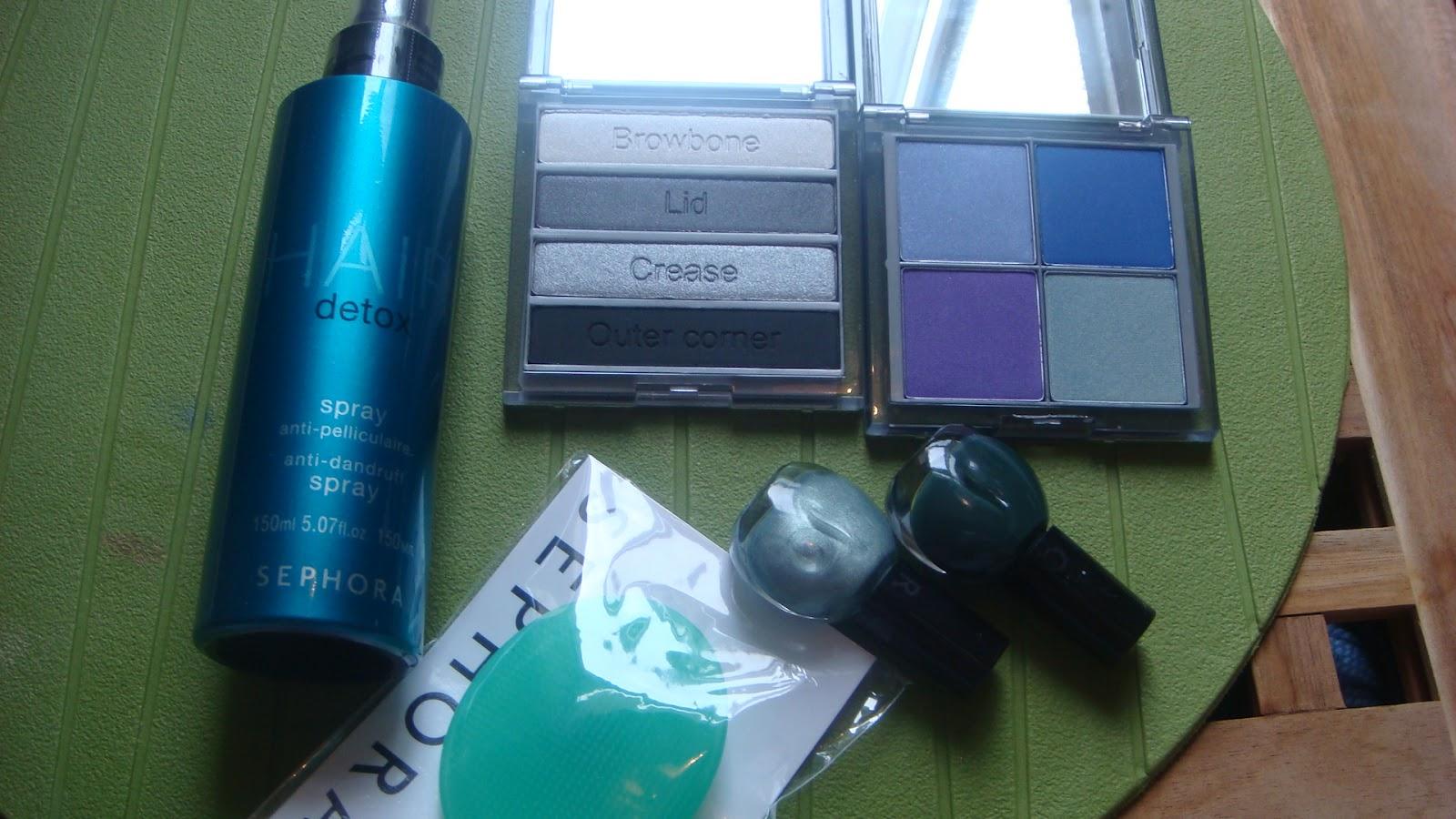 Büyük Kozmetik Alışverişi Part 4