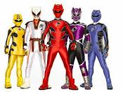Power Rangers Furia da Selva