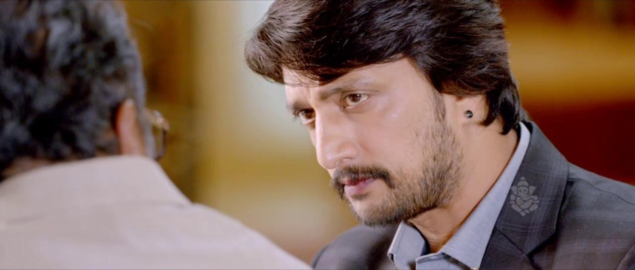 Screen Shot Of Tollywood Movie Ranna Full Movie in Hindi HD Free download Watch Online Kannada Movie 720P