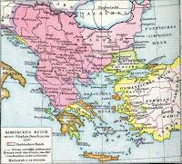 Teritorija Srbije za vreme vladavine Dušana Silnog