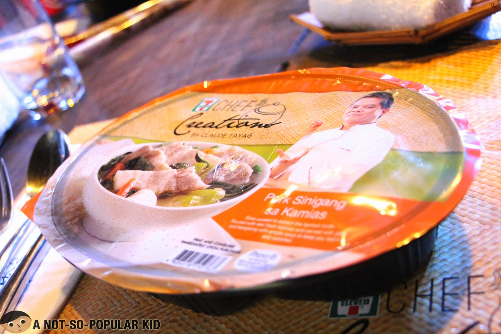 The Chef Creations - Pork Sinigang sa Kamias