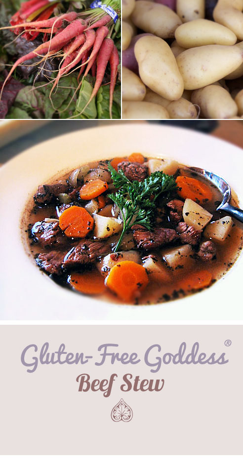 Gluten-Free Goddess Irish Beef Stew