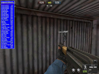 Cheat game pointblank