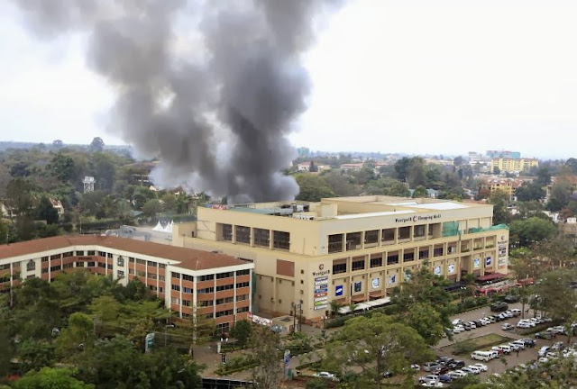 Al Shabaab Bantah Warga AS dan Inggris Terlibat Dalam Aksis Penyerangan Mal