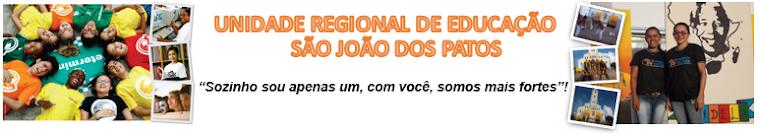 UNIDADE REGIONAL DE EDUCAÇÃO DE SÃO JOÃO DOS PATOS