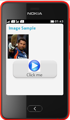 image button in LWUIT