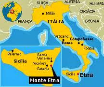 VOLCAN ETNA - ITALIA