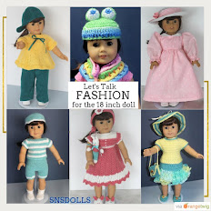 Cloth Dolls by Stitch 'N Stuff