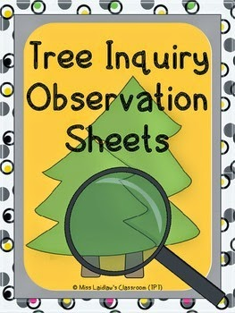 Tree Inquiry Kit for Primary Learners