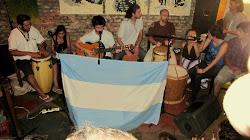 Primer festival en Csstumbres Argentinas (14 de febrero)