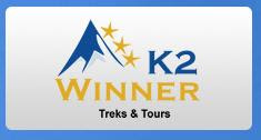 K2 Winner Treks & Tours