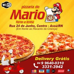 PIZZARIA DO MÁRIO