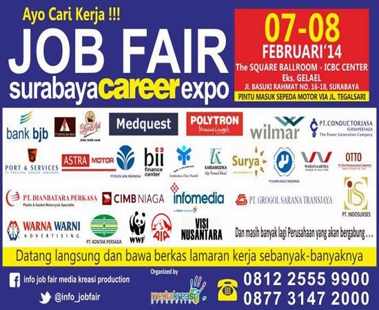 Job Fair | Surabaya Career Expo 2014