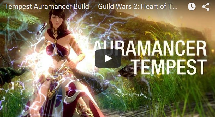 Gw Elementalist Auramancer Build