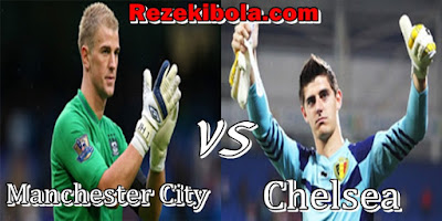 Manchester City menjamu tim tamu Chelsea Minggu 16 Agustus 2015 Pukul 22:00 Prediksi Bola by Rezekibola.com