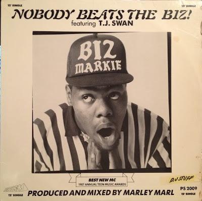 Biz Markie – Nobody Beats The Biz (VLS) (1987) (320 kbps)