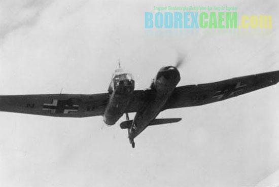Foto Pesawat Pengintai Nazi Yang Aneh Di Dunia [ www.Up2Det.com ]