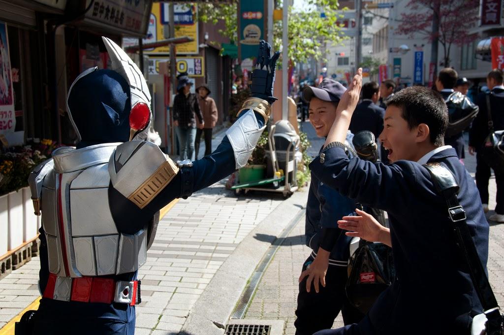 cosplay en Japón