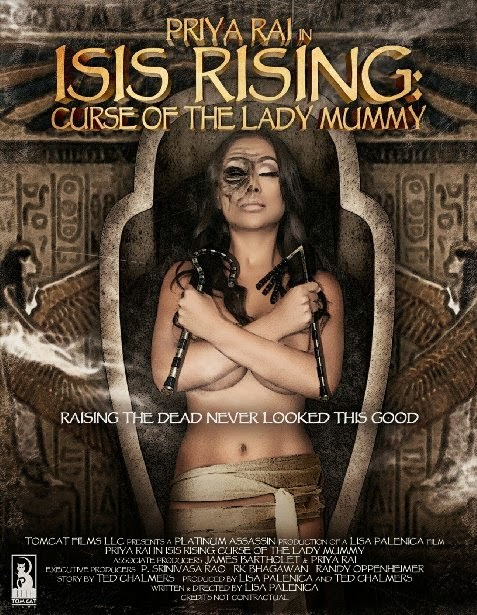 Film Isis Rising: Curse of the Lady Mummy (2013)