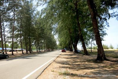 Jalan pantai