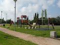Geroskipou outdoor playground, Paphos stroller - w...