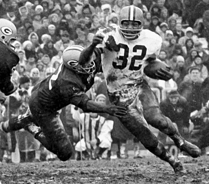 James nathaniel quot jim quot brown was a 3 time nfl mvp and 3 time pro bowl