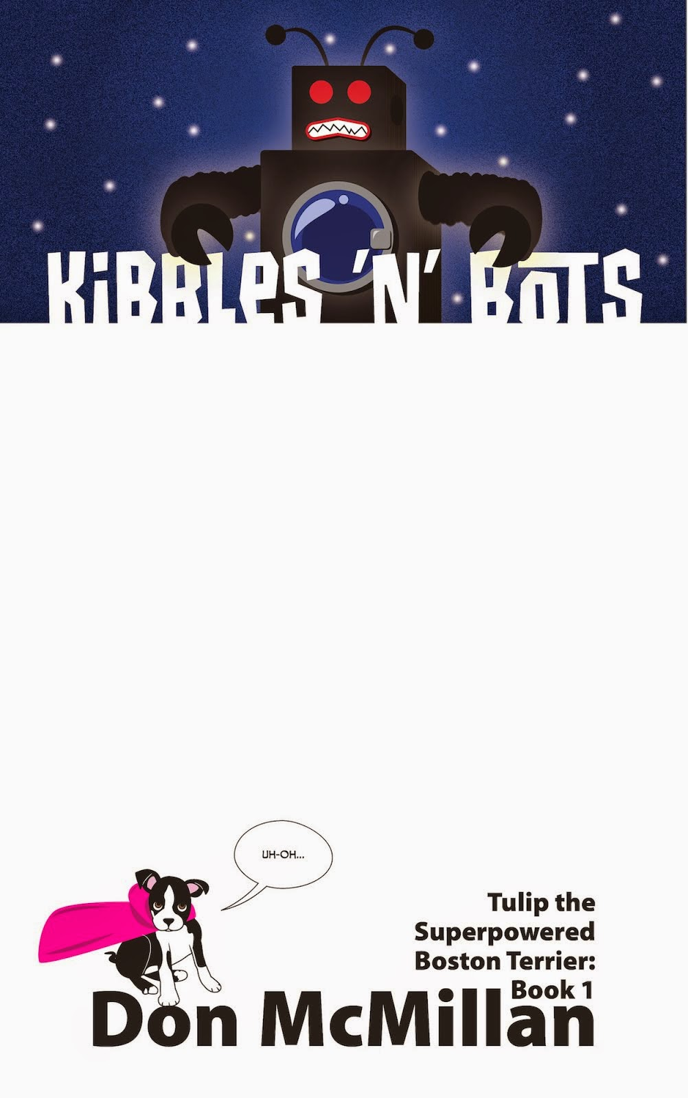 KIBBLES 'N' BOTS Out Now!!!